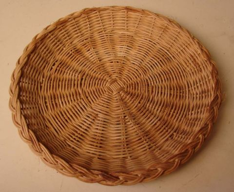 wicker paper plate charger & Amazing Wicker Paper Plate Ideas - Best Image Engine - tagranks.com
