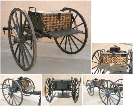 Limbers & Wagons
